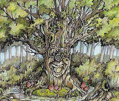 De Sprookjesboom in het Sprookjesbos