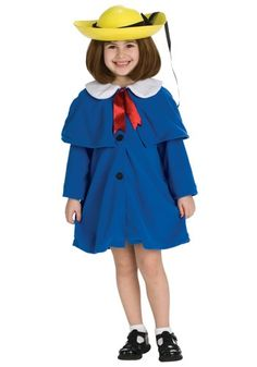 Love the idea of my girl dressing up as a storybook character