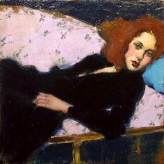 Pasa la vida » Blog Archive » Malcolm T. Liepke – Pinturas (II)