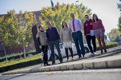 Escuela de Caminos. Reportaje con alumnos sobre el trafico en Ciudad Real LA TRIBUNA DE CIUDAD REAL