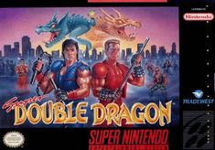 Super Double Dragon Snes