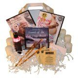 Baby Shower Massage Gift Basket: Pregnancy Massage DVD, Baby Massage DVD, Oil, Relaxation Music (2 DVD/1 Oil/1 CD) (DVD)By Keith Roberts