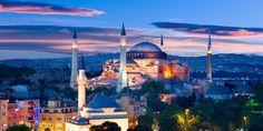 ab 321 € -- Städtereise Istanbul ins Altstadthotel mit Flug