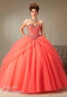 Mori Lee Quinceanera Dress 89071