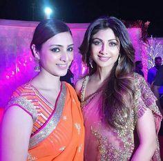 Tabu and Shilpa Shetty.