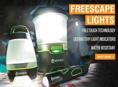 Gerber Freescape Camp Lights