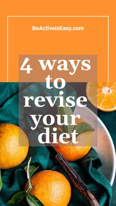 If you are somebody who has been using the Internet, you might be bombarded with tons of information surrounding dieting and all the tips and tricks regarding this topic. What are the 4 easy ways to revise your diet? #healthydiet #nutrition #lifestylenotadiet