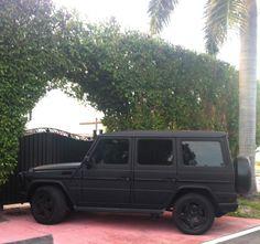 mercedes g wagon matte black picturejpg 1600