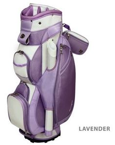 Miss Bennington Ladies Golf Cart Bag - Lavendar 1442cd75ec7e