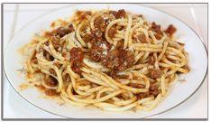 Easy Spaghetti Recipe With Prego.Great Grandma's Pasta Sauce The Best Italian Pasta Sauce . One Pot Spaghetti With Meat Sauce Domestic Superhero. Home and Family Prego Spaghetti Recipe, Best Homemade Spaghetti Sauce, How To Make Spaghetti, Spaghetti Recipes, Easy Potato Recipes, Easy Casserole Recipes, Soup Recipes, Pasta Recipes, Dinner Recipes