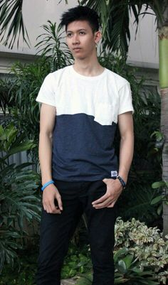 Male model #fashion indonesia
