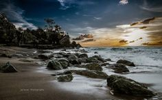 Photo Sunset at senggigi beach by jeiksen cornelius on 500px