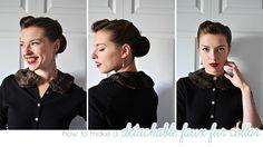 Grosgrain: Embellish Knit Month: Day 19 MEET CASEY'S ELEGANT MUSINGS!!!!