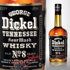 George Dickel Tennessee Whiskey