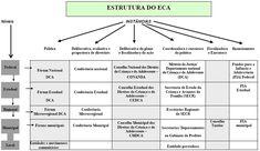 Quadro do ECA - Orgãos