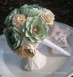 Handmade Paper Flower Bouquet