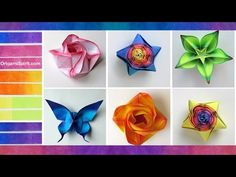 How to Color Paper for Origami and Other Paper Crafts