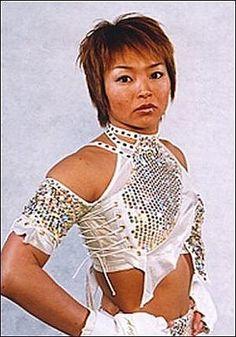 Japanese Female Wrestlers - Ai Fujita