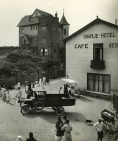 Villa Seehorst en Oranje Hotel