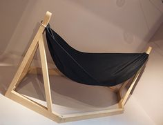 Dissidence: A Modern Hammock With Its Own Stand