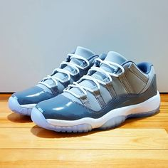 "the latest 163c1 7a632 GOTKICKZ on Instagram  ""COP🔥or DROP🗑   Comment Go check out my Air Jordan  11 Retro Low Cool Grey on feet video. Quick link in bio. . . . . .…"""