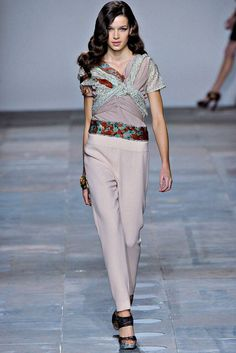 Michael van der Ham | Fall 2012 Ready-to-Wear Collection | Vogue Runway
