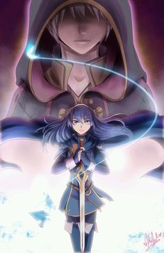 Lucina and Robin
