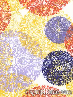 Ty Pennington Impressions PWTY014-Purple Fabric