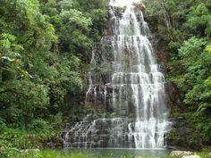 Salto de Cristal Paraguay