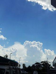Sky in Katoomba~