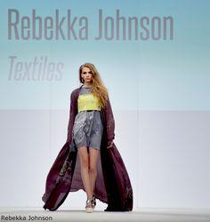 Modeconnect.com - Rebekka Johnson Northampton University at #GFW2015 - @UniNorthants #GFW15 #Fashion #FashionGrad