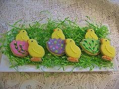 More Easter chicks.