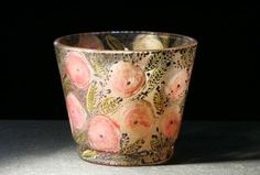 "©Gosha Nagashima, Collectable Hand-Painted Glass, Small ""Goshaglass"""