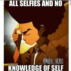 Know thy self! Hahah