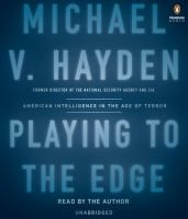 """""""An unprecedented high-level master narrative of America's intelligence wars, from the only person ever to helm both the CIA and the NSA, at a time of heinous new threats and wrenching change."""""""
