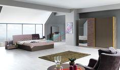 Aristo Modern Yatak Odası #yatak #yatakodasi #modern #mobilya #modoko #mobilyamgelsin