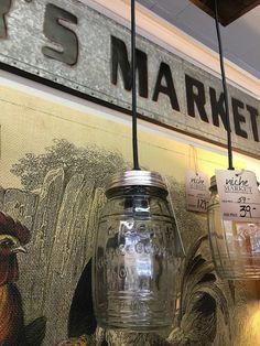 Glass Jar Pendant - Niche Market Furniture
