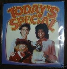 Today's Special - I forgot about this show!