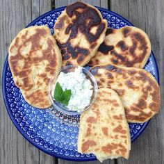whole wheat naan with raita: grill friends: Blog | King Arthur Flour