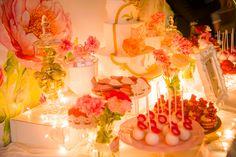 My wedding dessert table
