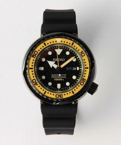 その他(その他)のSEIKO PROSPEX(セイコー プロスペックス)MARINE1000(腕時計) イエロー