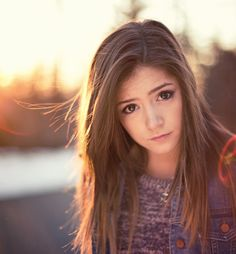 Chrissy Costanza is so sweet and beautiful girl. OMG!!! <3 #Celebrities #Beauty