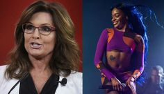 Palin Banks Feud Coming To An End? Azealia Apologizes For Profanity-Laden Tweets Against Sarah