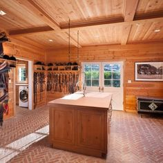 I see absolutely NOTHING wrong with a Tack room this big (: !!!