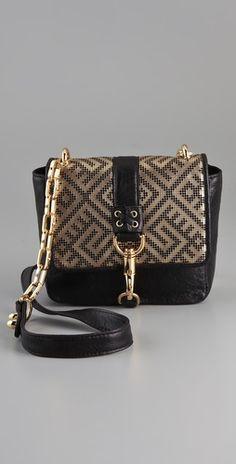 I love the art deco vibe of this CC Skye bag.