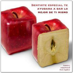 """""""Sentirte especial te ayudará a dar lo mejor de ti mismo"""". (David F.) http://alejandrodavidfo.blogspot.com"""