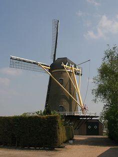 Oostkapelle molen dArke.