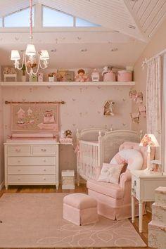 Decoração Vivier para Quarto de Bebê, Decoração de Quarto Infantil | Vanessa Guimarães
