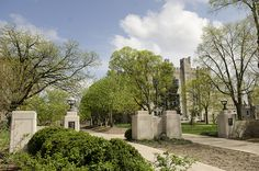 Illinois State University Campus by Illinois State University