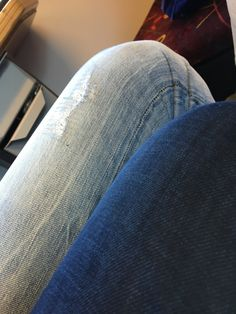 #denim #train #boys #meeting #intimity